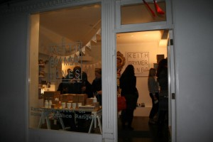 Keith Brymer Jones Pop Up Store in Portobello Road with the New Home Fragrance Collection