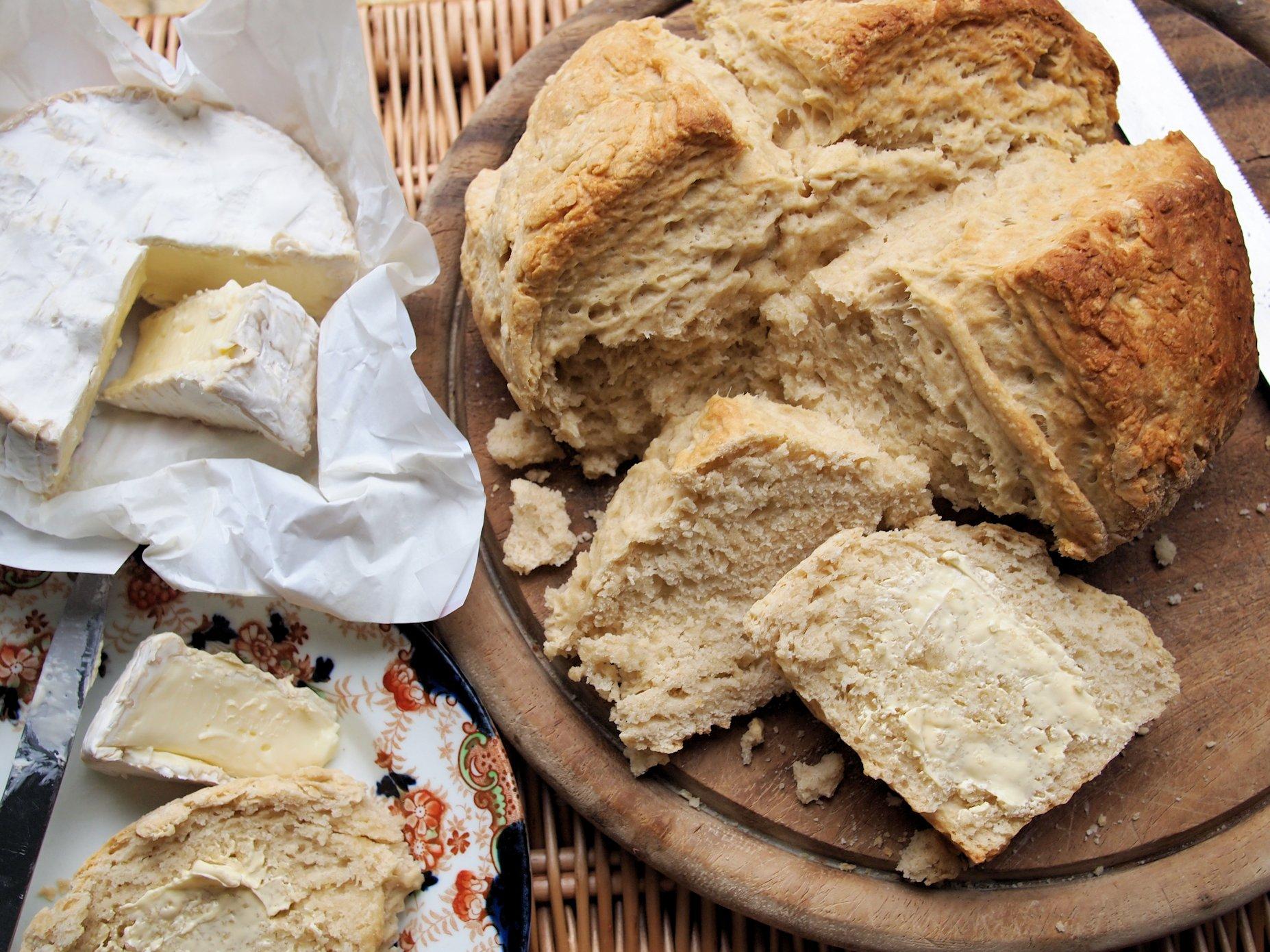 Yeast Dough Patties - Favorite Rural Delicacy 88