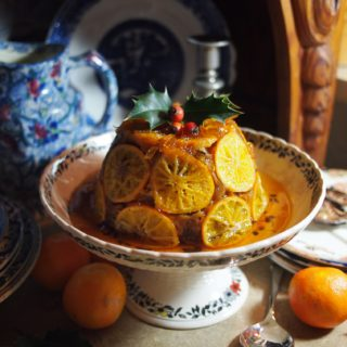 Kenwood Christmas Menu: Sweet Endings with Pomegranates, Pudding and Pavlova