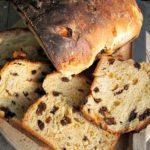 Lincolnshire Plum Bread: A Fabulous Festive Fruit Bread and Random Recipe