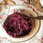 Kenwood Christmas Menu: All the Trimmings ~ Spiced Red Cabbage with Apples Recipe