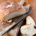 Snow, Bread and Boule! An Easy Artisan Weekly Make and Bake Rustic Bread Recipe