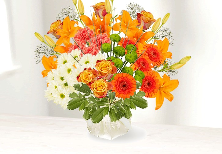 A floral fantasy design and deliver your own floral for Make your own flower arrangement