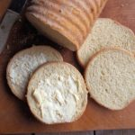Down Memory Lane with my Old Fashioned Milk Loaf Recipe