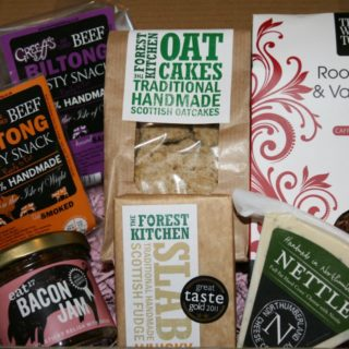 "Giveaway & Review: Flavourly Artisan ""Tasting"" Box (worth £22 plus free delivery)"