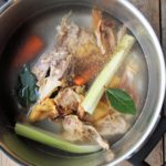 Home-Made Chicken Stock