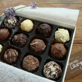 Giveaway: Win a Riverside Lifestyle Lavender Hamper of Tea, Chocolates and Jam