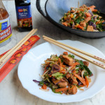 Easy Chinese 5:2 Diet Recipe for National Vegetarian Week: Rainbow Stir-Fry with Quorn