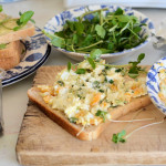 Celebrating Britain's Most Famous Snack – The Sandwich! Egg and Two Cress Sandwich Recipe