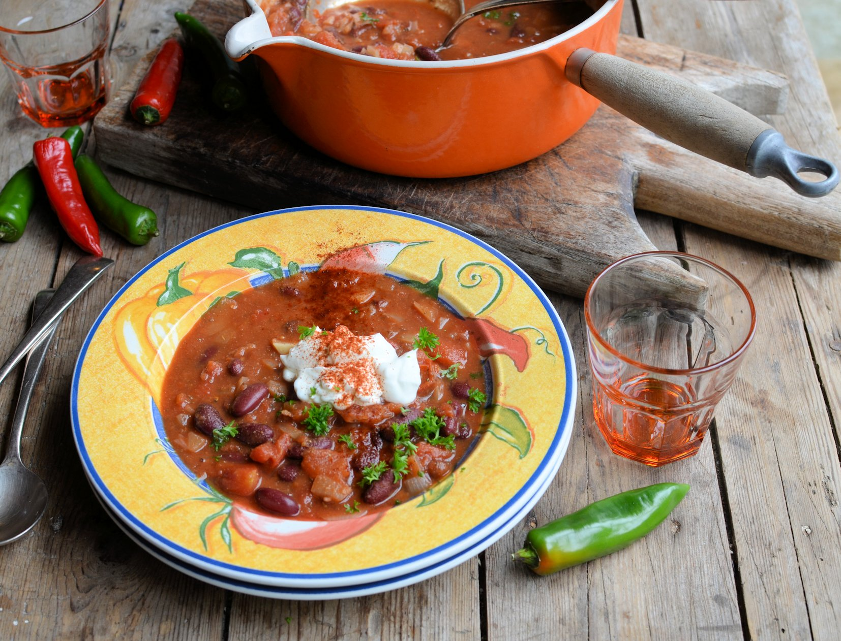 Weekly Meal Plan: 5:2 Recipes and Smoky Mexican Bean Soup (170 Calories a Bowl)