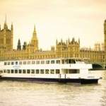 Giveaway: Win an Afternoon Tea Cruise on The Thames for Two!