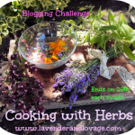 November Cooking with Herbs Blog Challenge: Just COOK with Herbs!