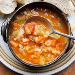 Low Calorie Scotch Broth Vegetarian
