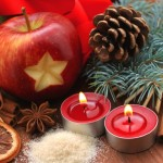 Christmas Spices and Candles