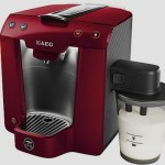 Giveaway: Win a Lavazza A Modo Mio Favola & Milk Coffee Machine by AEG (RRP: £129:99)