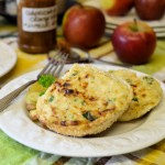 British Apples and Pears Challenge: English Cheddar and Cameo Apple Melt Recipe