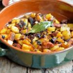 Spanish Saturday! A Simple & Spicy Tapas Lunch Recipe: Patatas a la Riojana