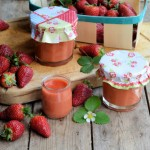 Fresh Strawberry Curd