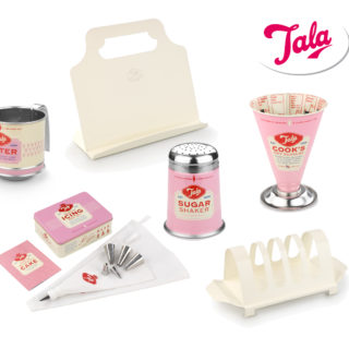 Giveaway: Win a Retro Tala Baking Kit perfect for Mother's Day Baking! (RRP: £80)
