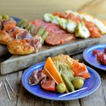 A Snack for Viewing The World Cup Semi-Final: Argentinian Picada