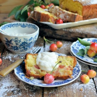 Thrifty & Organic Meal Planner for July: Peas, Roast Fennel, Cheese Pie and Cherry Cake