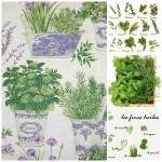 Cooking with Herbs September: An Indian Summer & Mediterranean Theme!