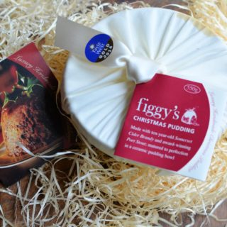 Giveaway: Win one of TWO Award Winning Figgy's Christmas Puddings