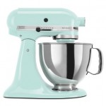Giveaway: Win One of THREE KitchenAid® Artisan® Series 4.8L Tilt-Head Stand Mixers