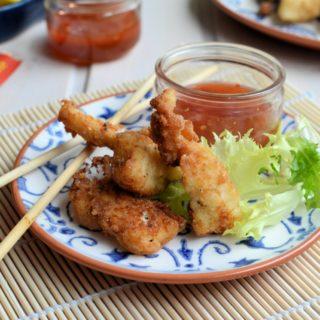 Scottish Fish with an Asian Twist: Salt & Pepper Fish Goujons