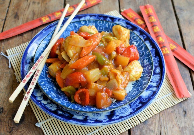 Quick & Easy Sweet and Sour Chicken