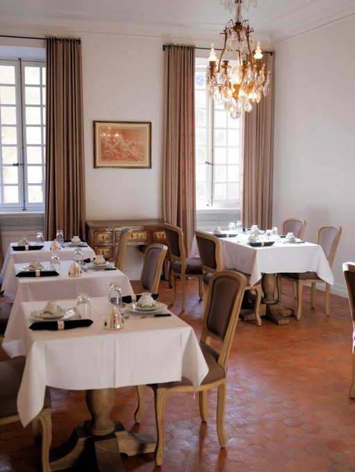 Dining room hotel de la villeon lavender and lovage - Hotel de la villeon ...