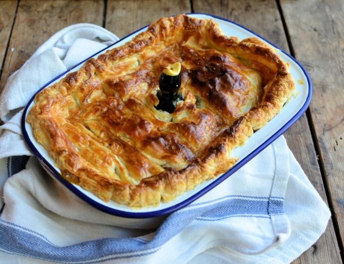 Cumbrian Chimney Pot Pie
