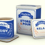 Giveaway: Set of Vintage Style Horlicks Kitchenware