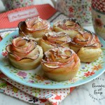 Apple Rose Tarts for Mother's Day