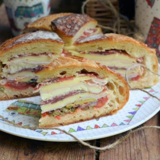 The New Orleans Muffuletta Sandwich