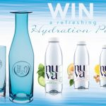 Giveaway: 1 x Month Supply Nuva & Dartington Crystal Carafe