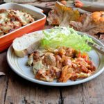 Pasta Bake with Sausages