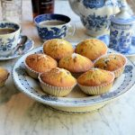 A Vintage Recipe: Queen Cakes for Mothering Sunday