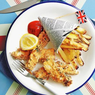 Celebrating National Fish & Chips Day!