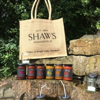 Giveaway: Win a Shaws 1889 Proper Picnic Pack