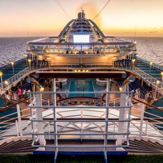 A Right Royal Cruise around the British Isles