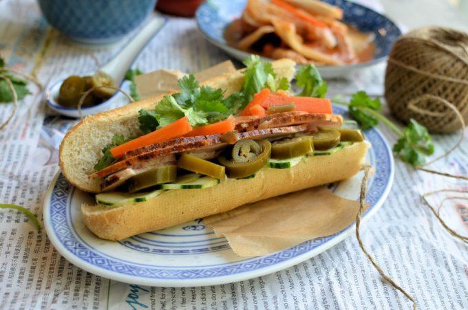 Vietnamese Bánh Mì