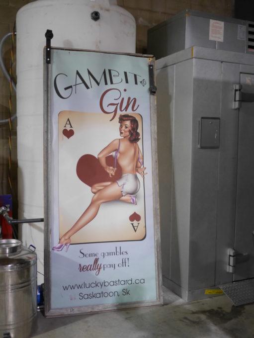Gambit Gin