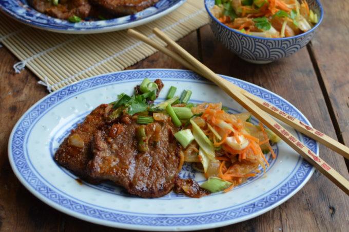 Korean BBQ Beef