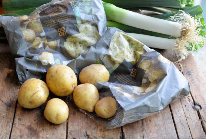 Co-Op Irresistible Mashing Potatoes