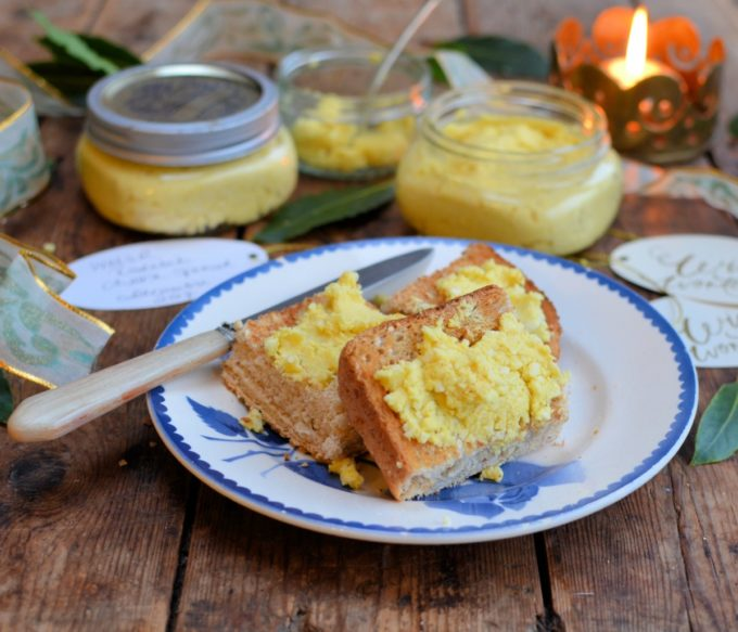 Welsh Rarebit Cheese Spread