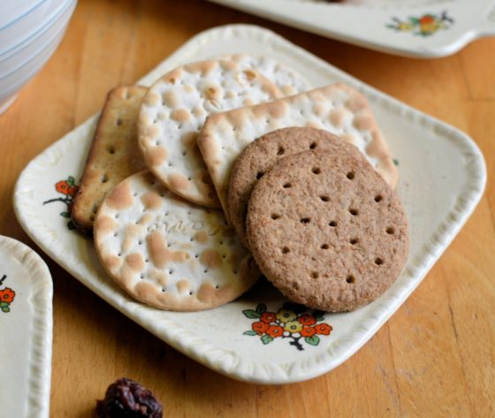 Crackers and Biscuits for Cheese