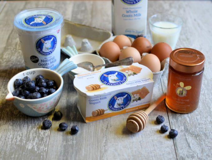 St Helen's Farm Goat's Milk