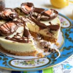 Creme Egg Cheesecake for Easter!