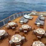 Chic Scandinavian Style on the High Seas